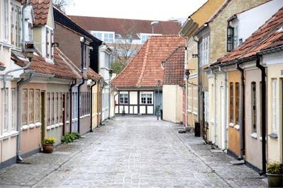H. C. Andersen Home Odense Denmark